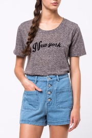 Movint New York Printed T-Shirt - Front cropped