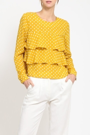 Movint Ruffle Top - Front cropped