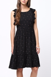 Movint Ruffled Dress - Front cropped