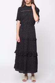Movint Ruffled Neck Maxi Dress - Product Mini Image