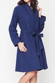 Movint Elegant Cadet Trench Coat - Product Mini Image