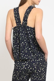 Movint Shirring Detail Top - Side cropped