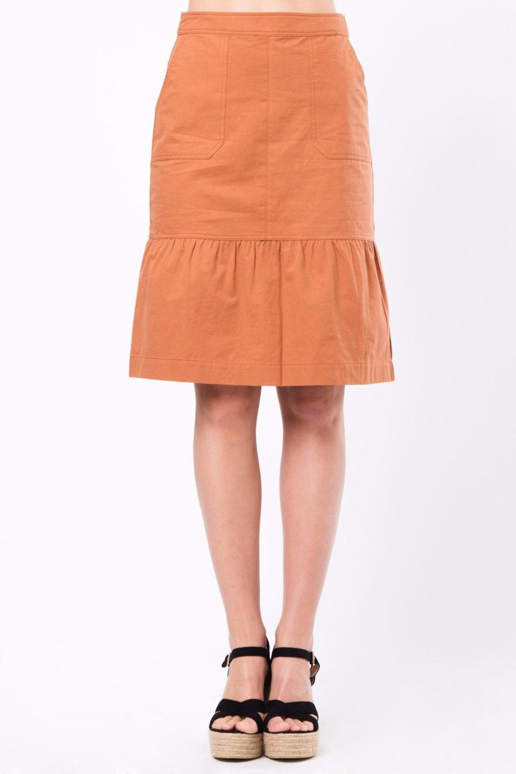 Movint Midi Skirt - Front Cropped Image