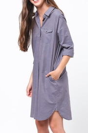 Movint Shirt Dress - Front full body