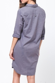 Movint Shirt Dress - Side cropped