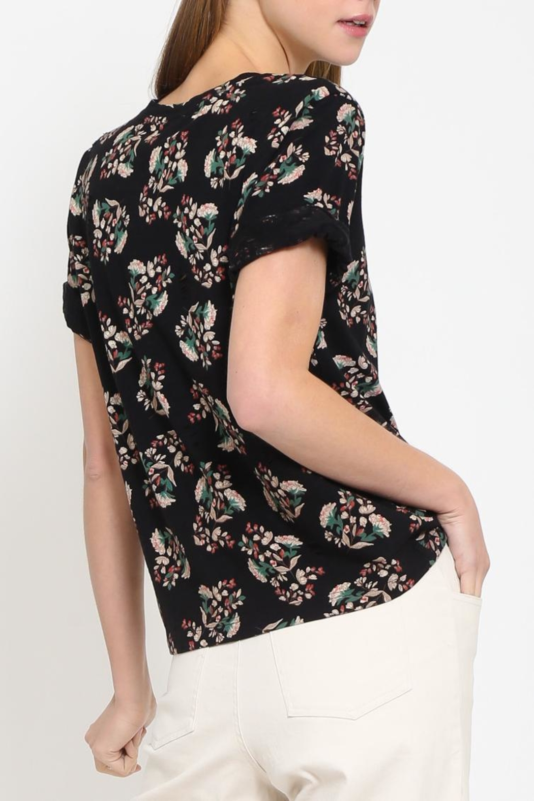 Movint Short Sleeve Shirt - Side Cropped Image