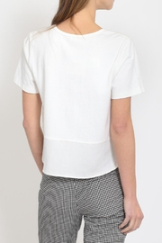 Movint Side Slit Top - Side cropped