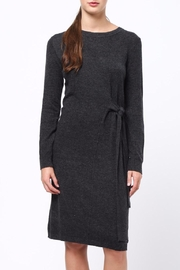 Movint Side Tie Waist Dress - Front cropped