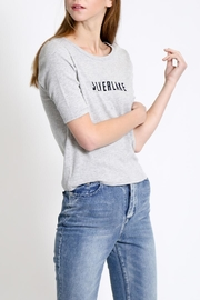 Movint Silver Lake Tee - Front full body
