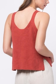 Movint Sleeveless Sweater Top - Other