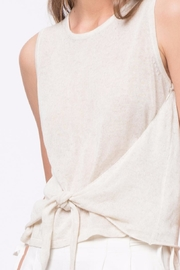 Movint Sleeveless Tank Top - Back cropped