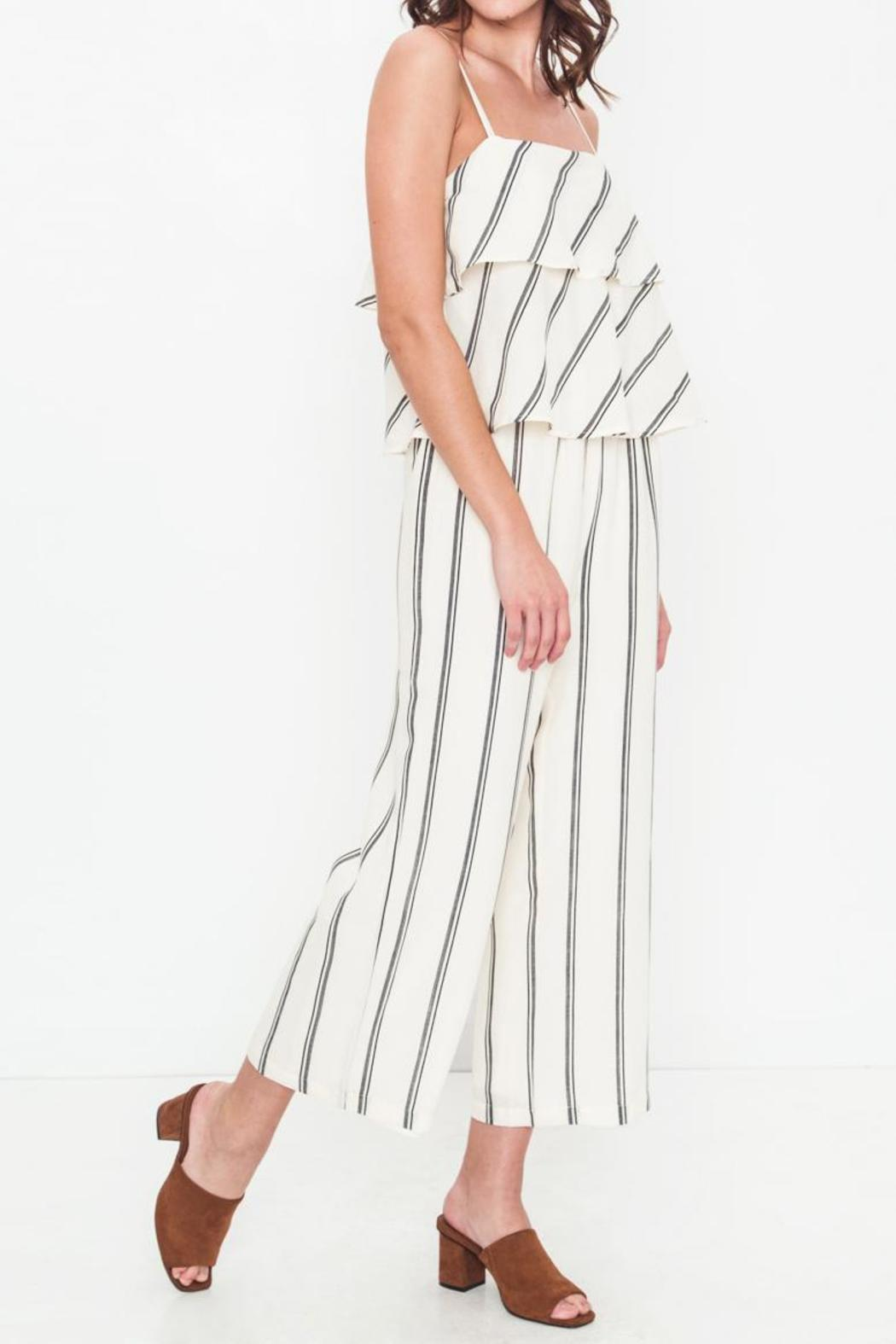 Movint Sprited Jumpsuit - Front Full Image