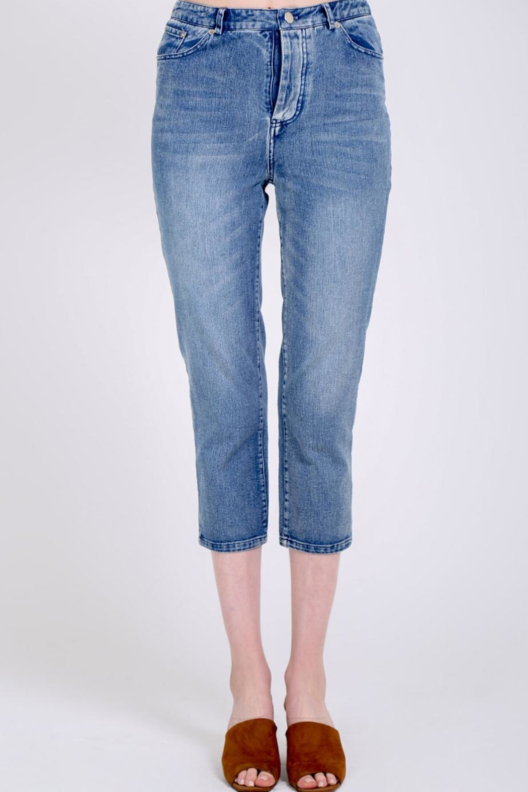 Movint Straight Jeans - Main Image