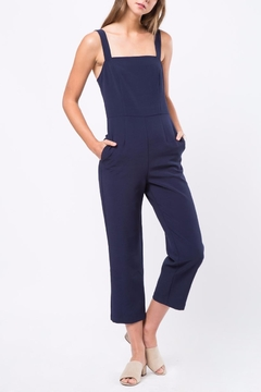 Shoptiques Product: Strap Button Detailed Jumpsuit