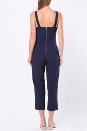 Movint Strap Button Detailed Jumpsuit - Front full body