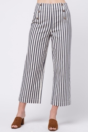 Movint Striped Sailor Pants - Product Mini Image