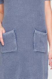 Movint Sweater Dress With Wash Effect - Other