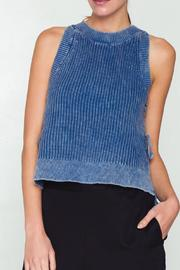 Movint Side Tie Sweater - Product Mini Image