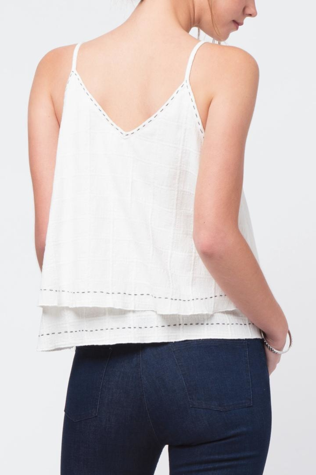 Movint Lightweight Swing Top - Side Cropped Image