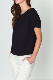Movint Tie Back Detail Top - Side cropped
