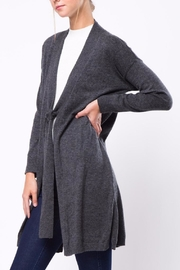 Movint Tie Cardigan - Side cropped
