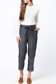Movint Tie Waist Trouser - Product Mini Image