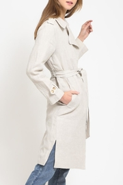 Movint Trench Coat - Front full body