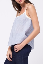 Movint Alex Shirring Top - Side cropped