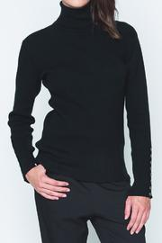 Movint Button Sleeve Turtleneck - Other