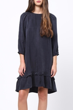 Shoptiques Product: Twist Round Neck Dress
