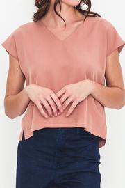Movint Casual Short Sleeve Top - Product Mini Image