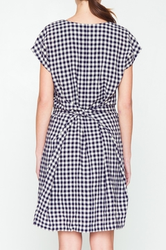 Movint Blue Check Dress - Alternate List Image