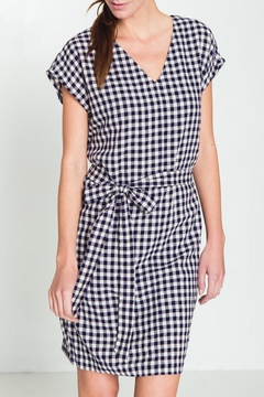 Movint Blue Check Dress - Product List Image