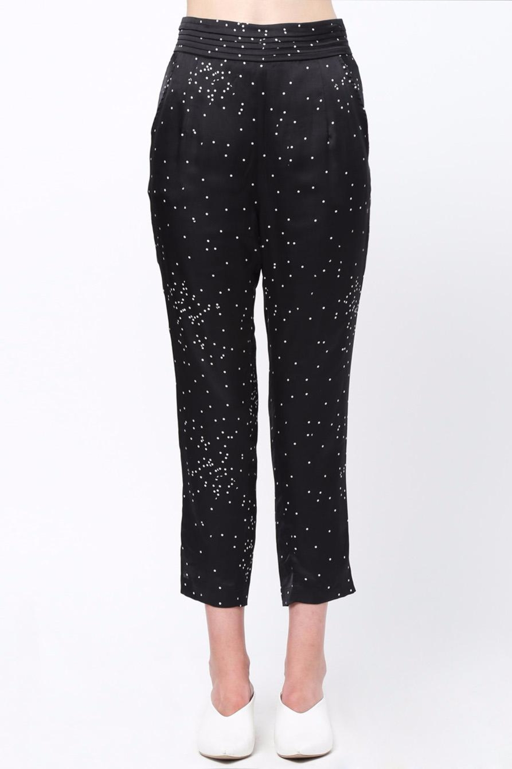 Movint Pin Tuck Trousers - Main Image