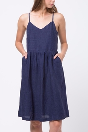 Movint Waist Shirring Detailed Dress - Front cropped