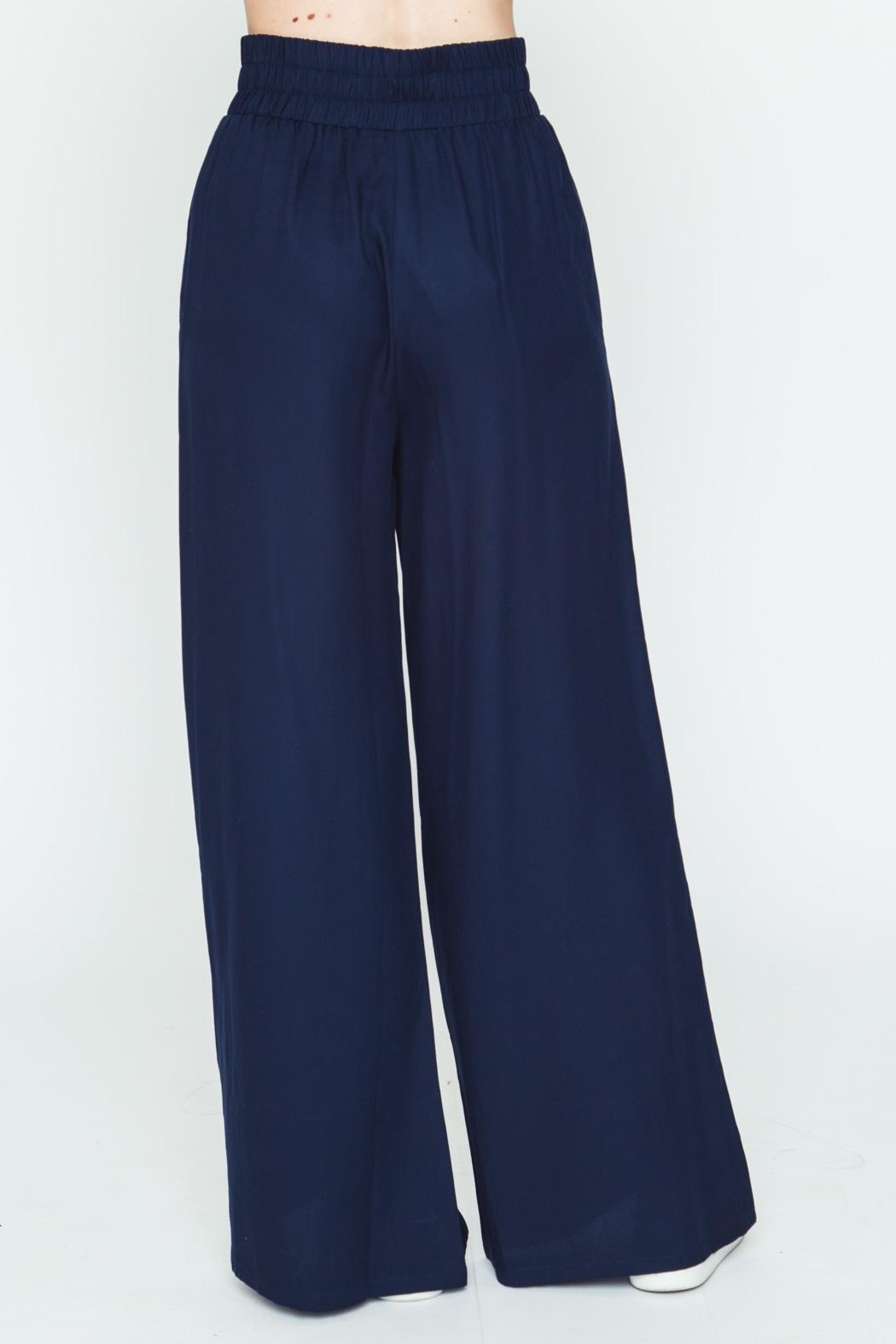 Movint Wide Leg Pants - Side Cropped Image