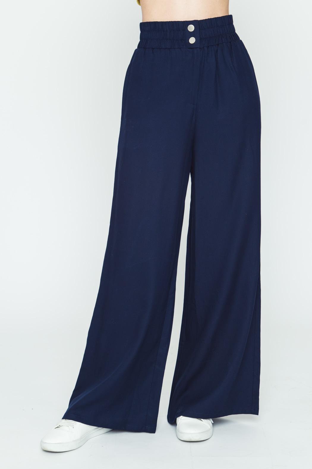 Movint Wide Leg Pants - Front Cropped Image