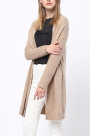 Movint Wool Cardigan - Side cropped