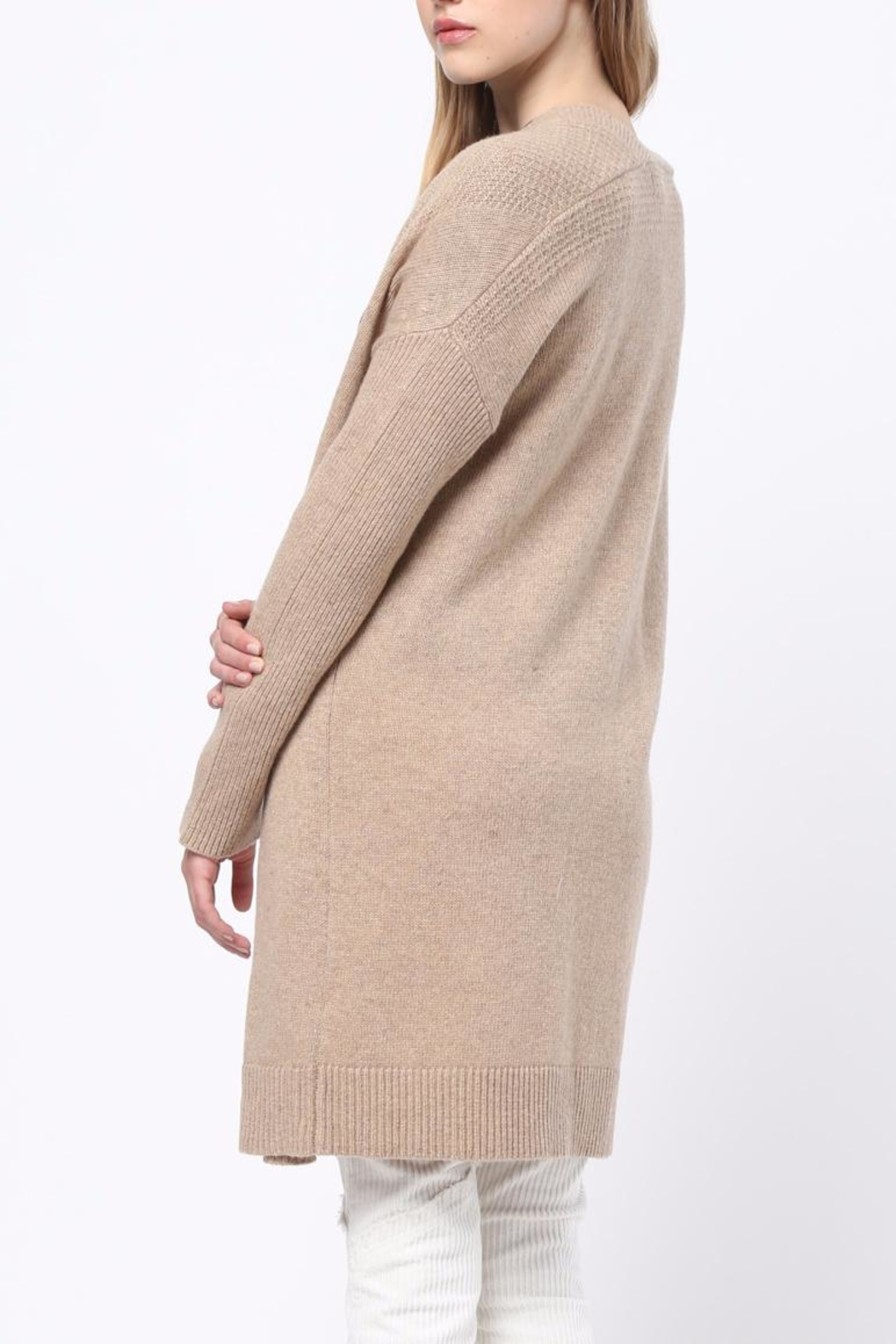 Movint Wool Cardigan - Front Full Image