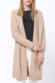 Movint Wool Cardigan - Front cropped