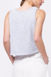 Movint Zephyr Embroidery Top - Front full body