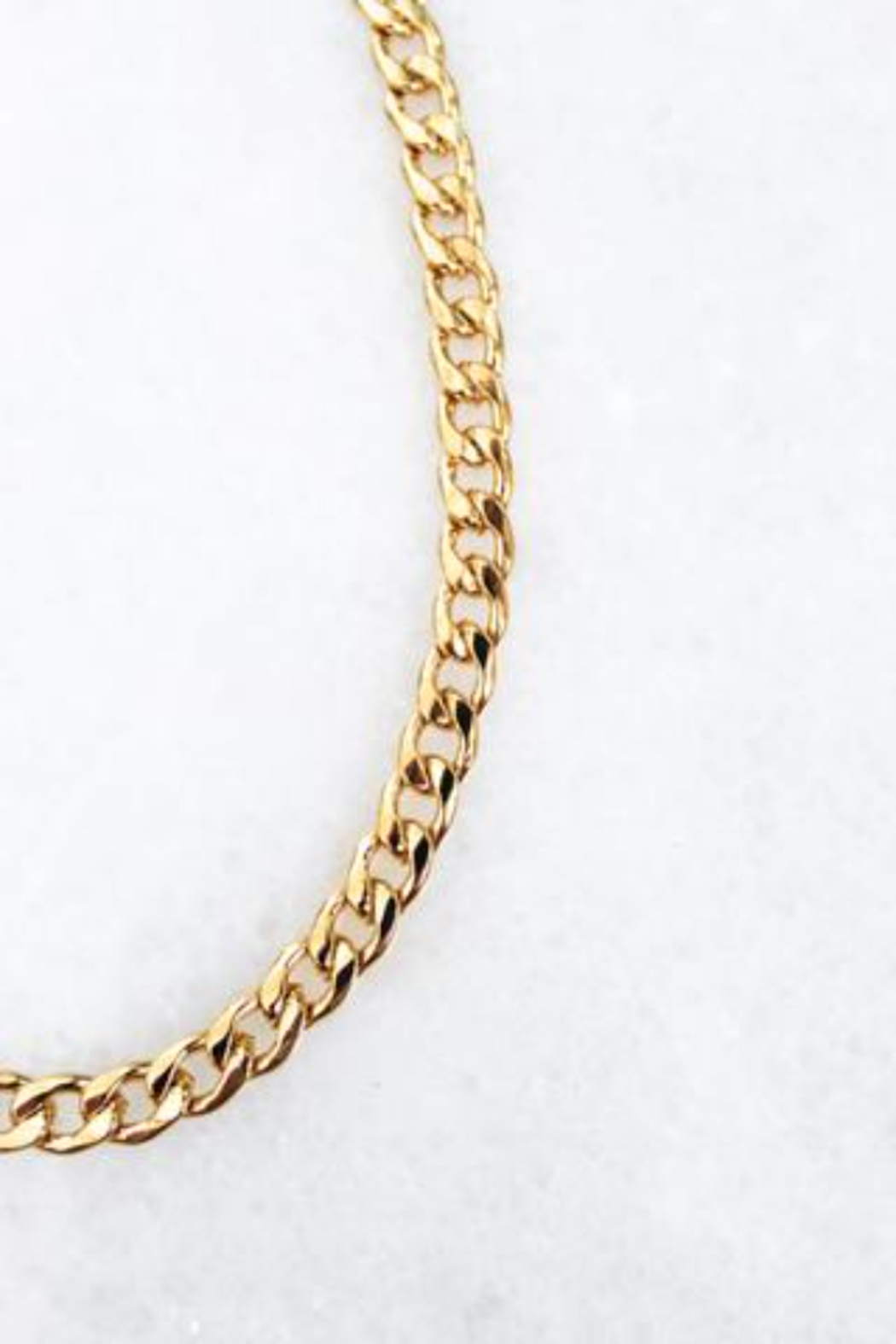 Kinsey Designs Moxie Chain Necklace - Front Full Image