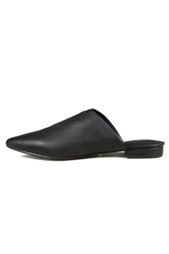 Cecelia New York Moxy Black Mule - Product List Image