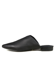 Cecelia New York Moxy Black Mule - Front cropped