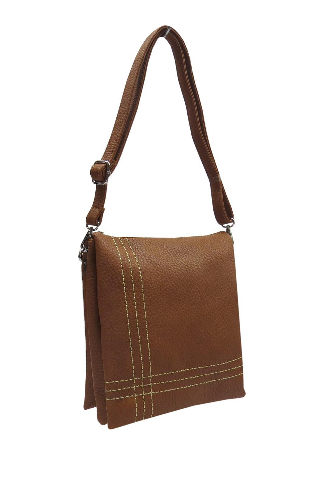 MP22 tote Three Pocket Purse - Front Cropped Image
