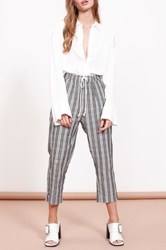 MPC Check Tapered Pant - Product List Image