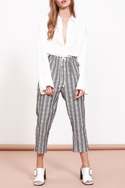 MPC Check Tapered Pant - Product Mini Image