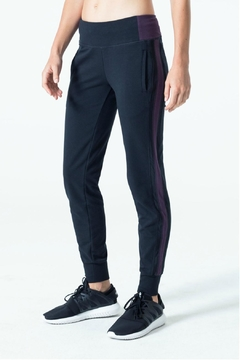Shoptiques Product: Aida Cuffed Jogger Pants