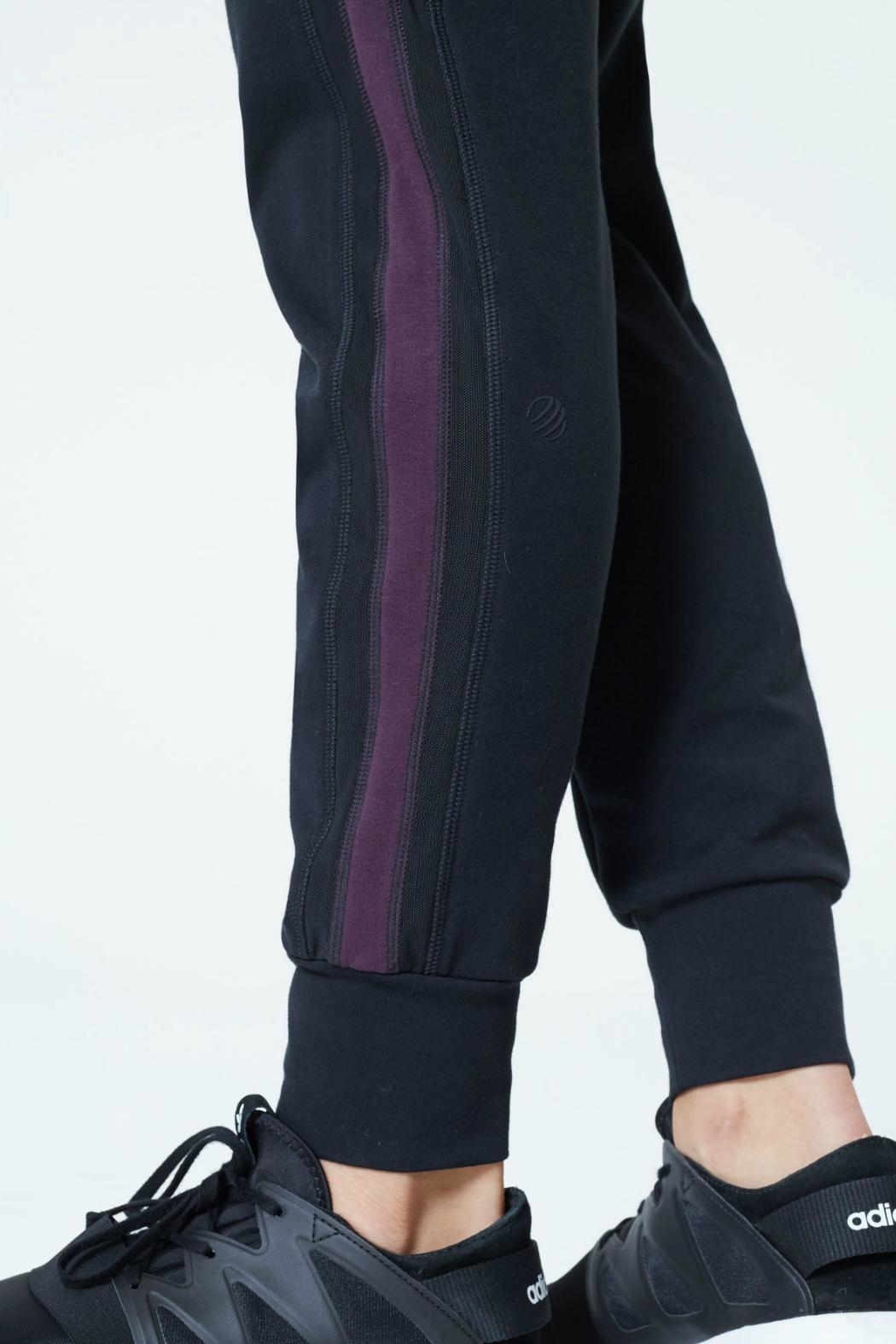 MPG Sport Aida Cuffed Jogger Pants - Side Cropped Image