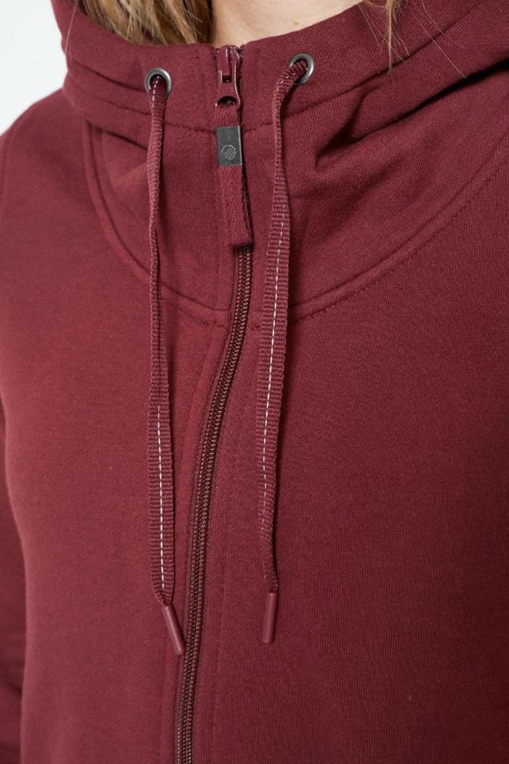 MPG Sport Banff Cropped Hoodie - Side Cropped Image